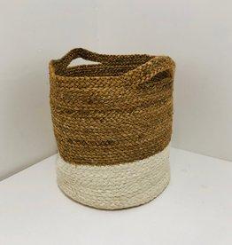 Small Kata Colourblock Basket