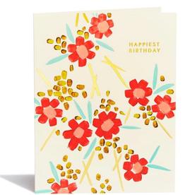 Birthday Virginia Card