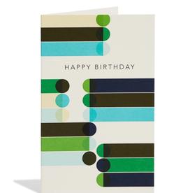 Birthday Geo Card