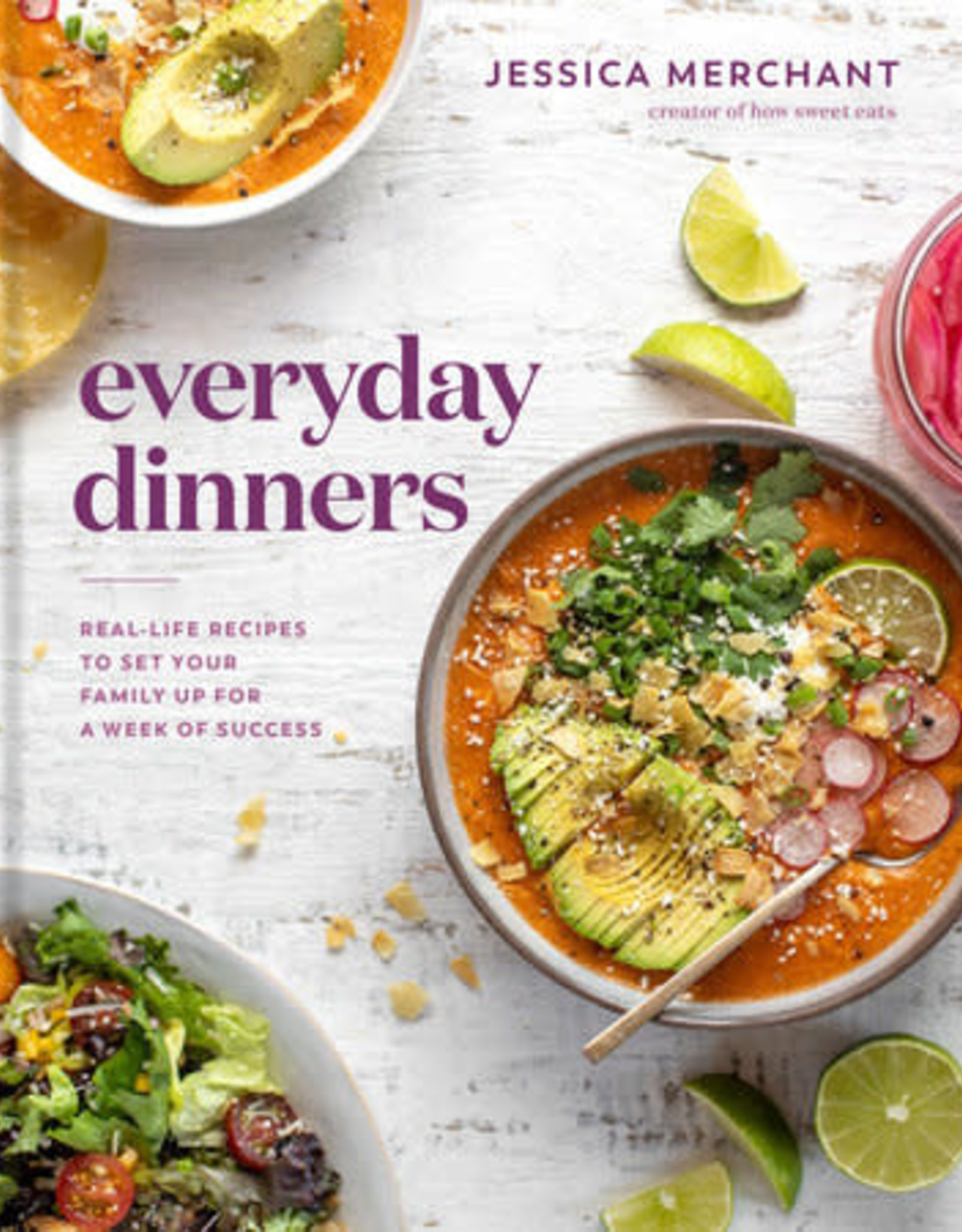 Everyday Dinners Book