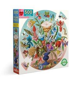Crazy Bug Bouquet 500pc Puzzle