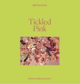 Tickled Pink Puzzle 500pc