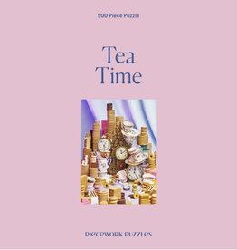 Tea Time Puzzle 500pc