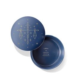 """Libra Sparkling Ceramic Trinket Box 3.375"""" x 2"""""""