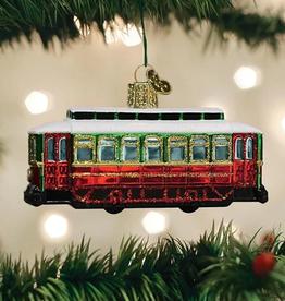 Trolley Ornament