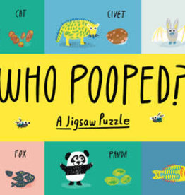 Who Pooped Puzzle 100 Pieces
