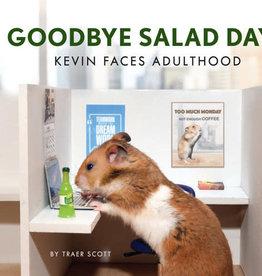 Goodbye Salad Days Book