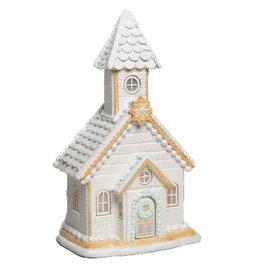 LED Pink Church House