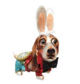 Dog as Bunny