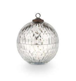 Balsam & Cedar Glass Ornament