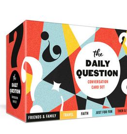 The Daily Question Question Conversation Cards
