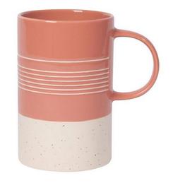 Clay Etched Mug 14 oz.