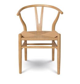 Frida Dining Chair w Woven Seat