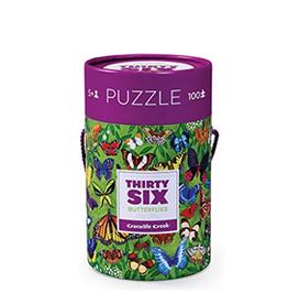 36 Butterflies Puzzle 100 piece