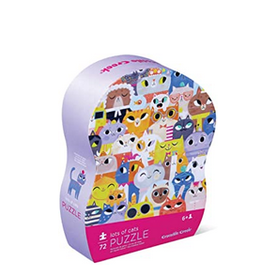 Lots of Cats Puzzle 72 piece