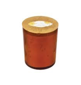 Honey Tobacco  Sunray Glass Candle