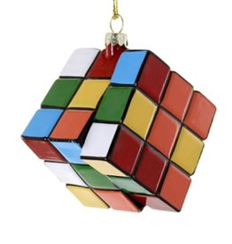 Rubik's Cube Ornament