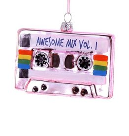 Pink Awesome Mix Tape