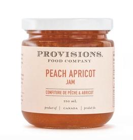 Peach Apricot Jam