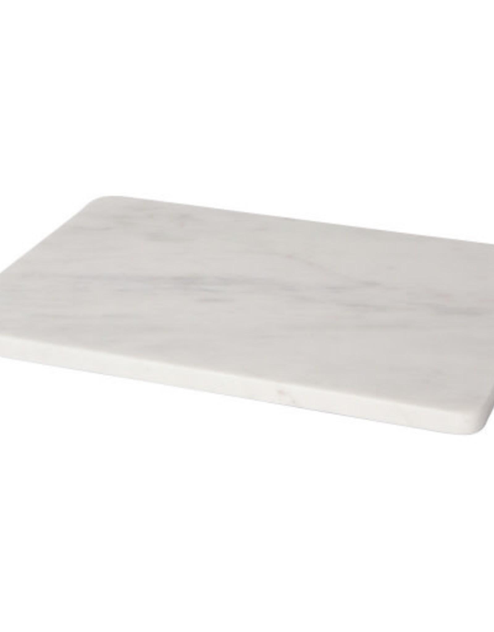 "White Marble Serving Board L14"" W8"""