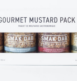 Smak Dab Mustard White Flavour Pack