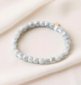 Dawn Stretch Bracelet - Sky Blue