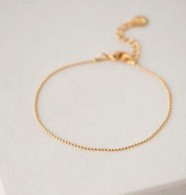 Ball Chain Bracelet - Gold