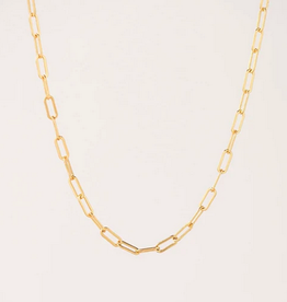 Boyfriend Chain Necklace - Gold