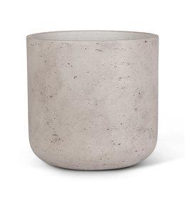 """XXL Grey Quarry Pot D16"""""""