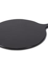 "Large Matte Black Round Paddle Board D16"" L20"""
