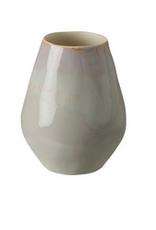 "Brisa Salt Oval Vase H6"""