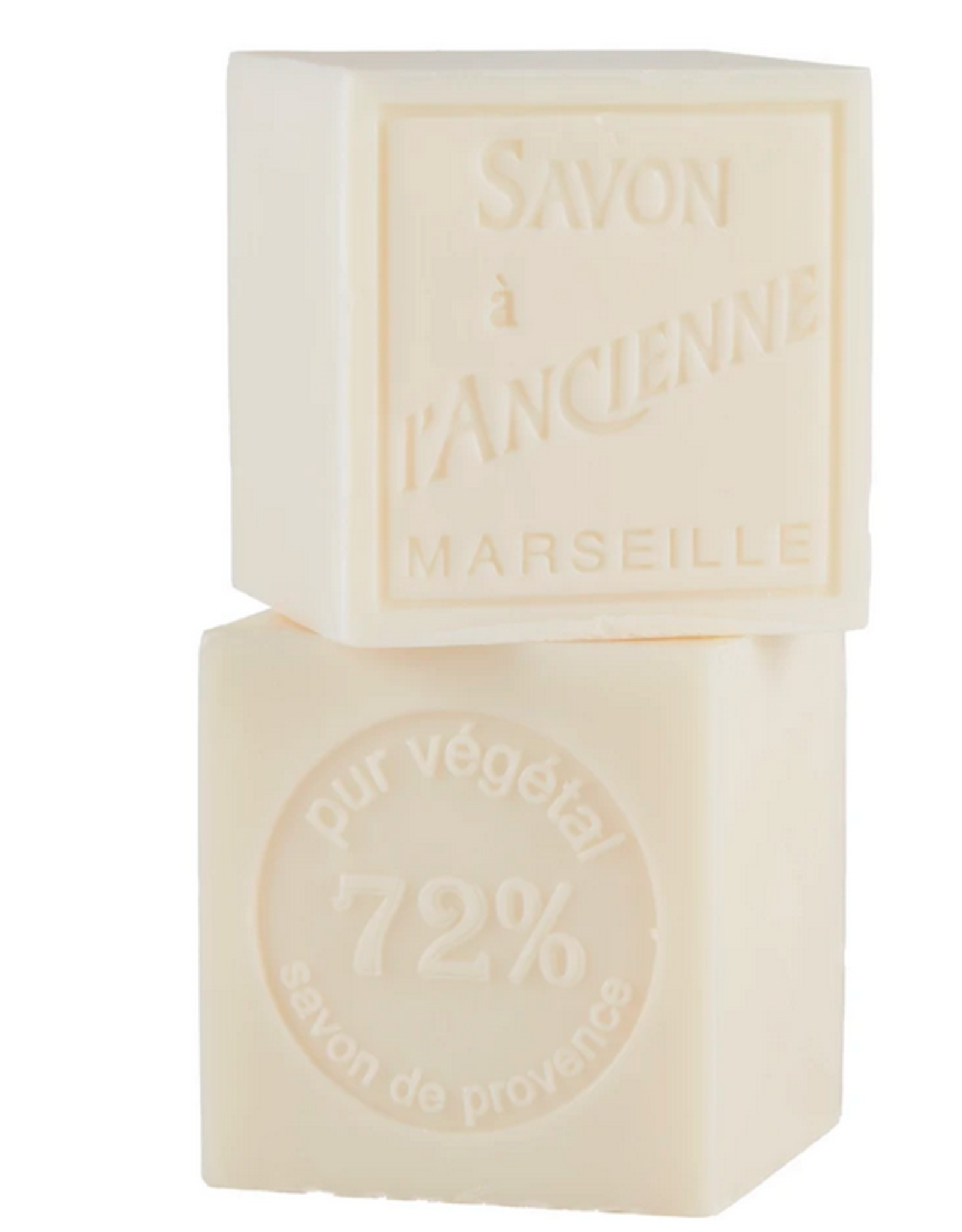 Refined Natural Marseille Soap Cube  400g