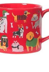 Yule Dogs Mug 14 oz.