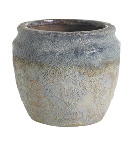 """Medium Earthy Pot D6"""" H5.5"""""""
