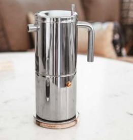 Milano Stella Aroma Stovetop Espresso Maker 4 cup