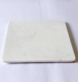 """Medium Square Marble Platter L10"""""""