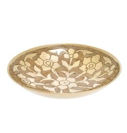 Medium Primrose Brass  Bowl