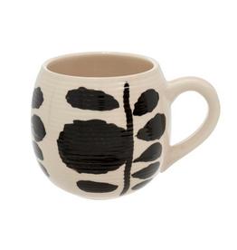"Bold Bloom #1 Mug H5.5"""
