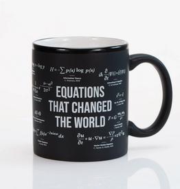 Equations That Changed the World Ceramic Mug