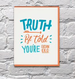 Truth Be Told Card