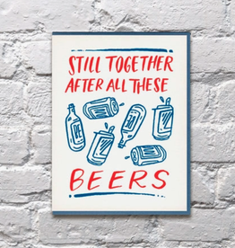 Still Together Beers Card