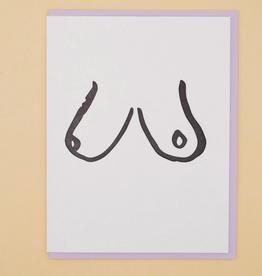 Boobs Card