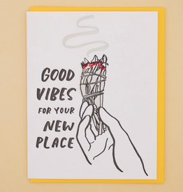Good Vibes for New Place
