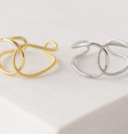 Camilla Ring - Silver