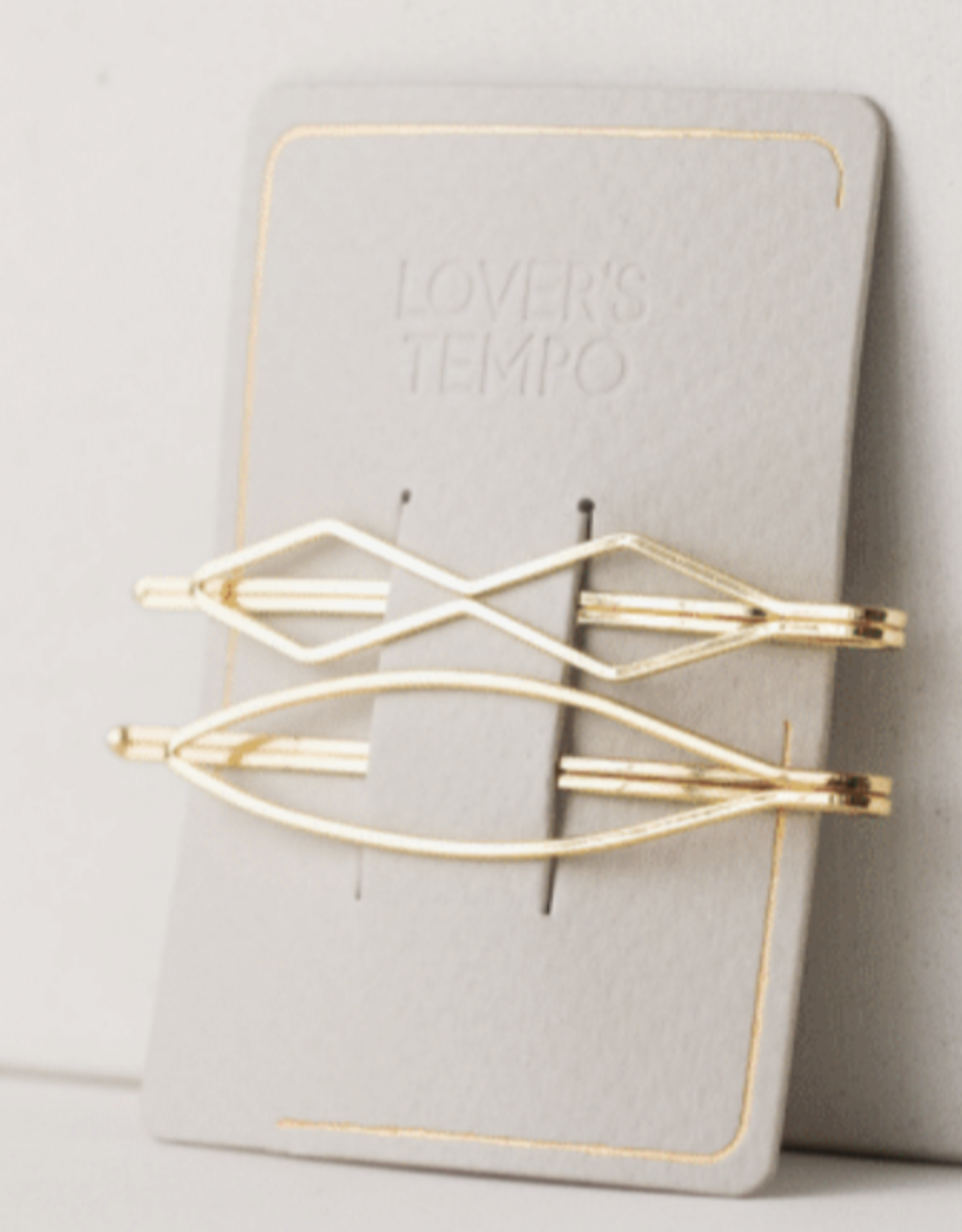 Pax Bobby Pins 2 pack - Gold