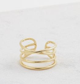 Orbit Ring - Gold