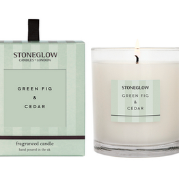 Green Fig and Cedar, Candle