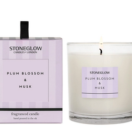 Plum Blossom and Musk Candle