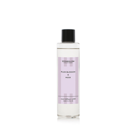 Plum Blossom and Musk Diffuser Refill 200ml