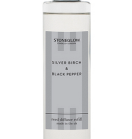 Silver Birch and Black Pepper Diffuser Refill 200ml